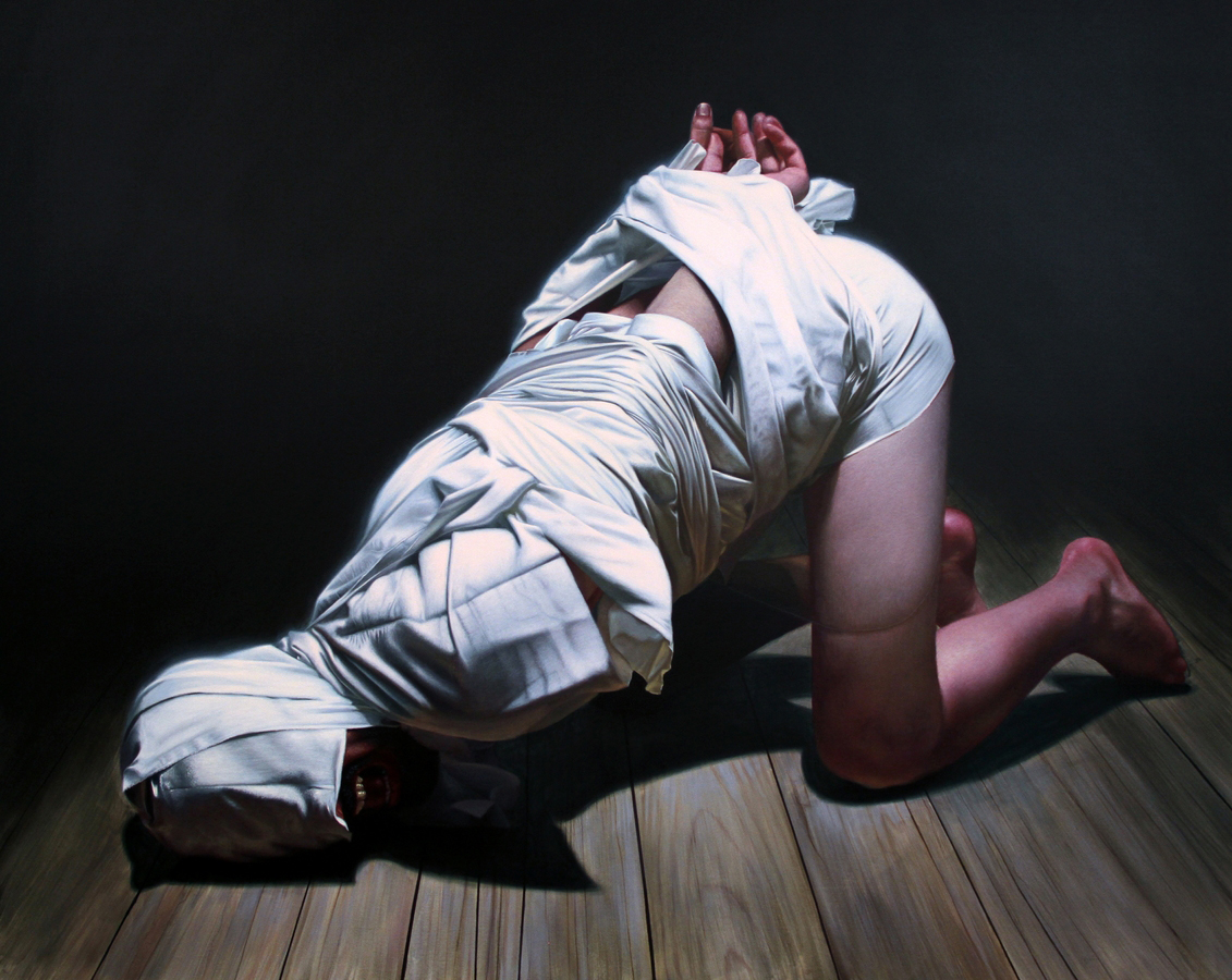İsimsiz- Untitled, 2012, Tuval üzerine akrilik- Acrylic on canvas, 160x200 cm